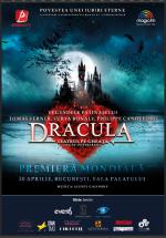 """""""Dracula pe gheaţă"""" la Sala Palatului din Bucureşti – ANULAT"""