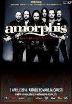 Concert Amorphis la Arenele Romane din Bucureşti (CONCURS)