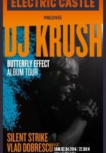 Electric Castle Festival prezintă: DJ Krush la Scala Floreasca din Bucureşti (CONCURS)