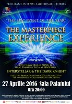 The Masterpiece Experience la Sala Palatului din Bucureşti