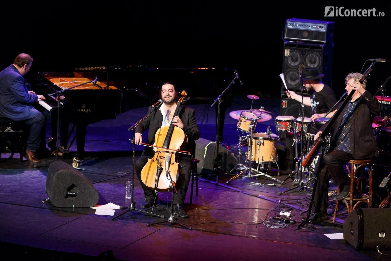 Adrian Naidin Quartet - Foto: Daniel Robert Dinu / iConcert.ro