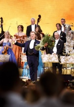Concertul André Rieu din 11 iunie 2016 este aproape sold-out