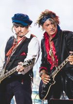 Cele mai tari colaborări muzicale ale lui Johnny Depp