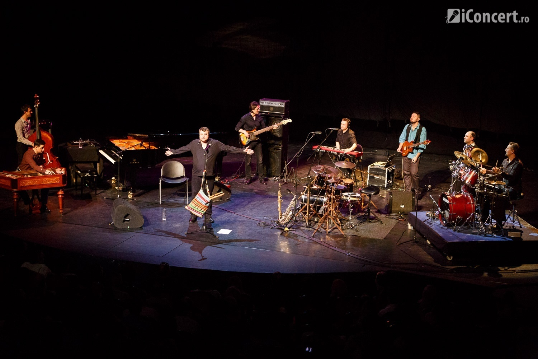 Vali Boghean Band - Foto: Daniel Robert Dinu / iConcert.ro