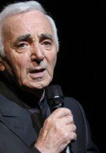 Concertul Charles Aznavour de la Bucureşti, mutat la Sala Palatului