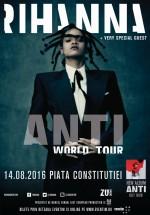 Concert Rihanna în Piaţa Constituţiei din Bucureşti