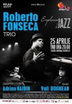 Concert Roberto Fonseca Trio la Teatrul Naţional Bucureşti