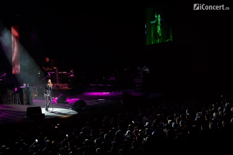 Julio Iglesias Jr., în deschiderea concertului - Foto: Daniel Robert Dinu / iConcert.ro
