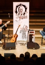 FOTO: Paolo Fresu și Ralph Towner la Sala Radio din Bucureşti