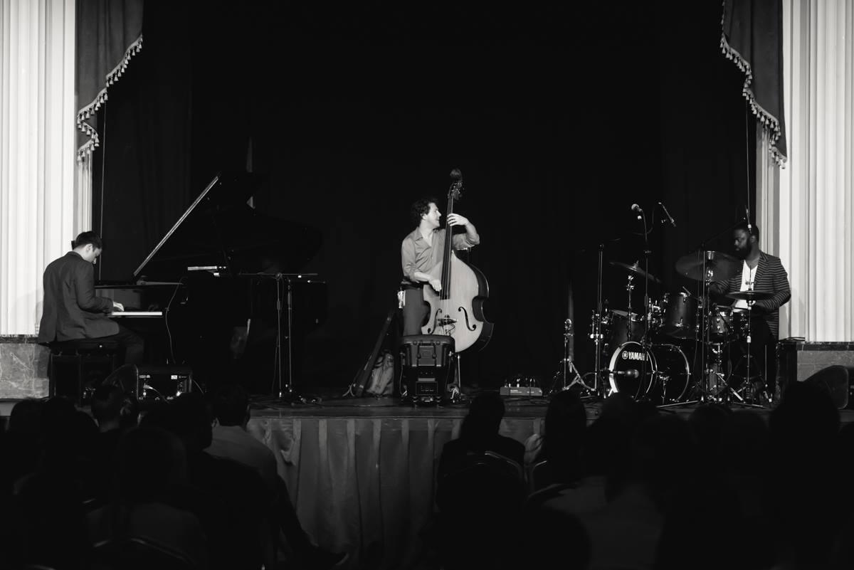 Recenzia concertului Vijay Iyer Trio, de la Bucureşti - Foto: fb.com/NamasteIndiaFestival