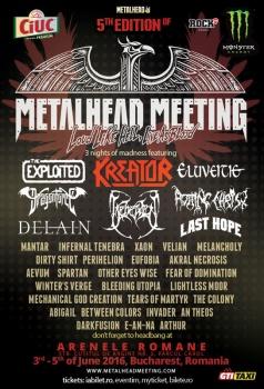 METALHEAD Meeting 2016