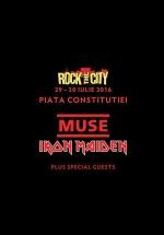 Festivalul Rock the City 2016 în Piaţa Constituţiei din Bucureşti