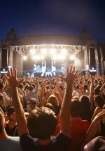 Concertele lunii iulie 2016 în România