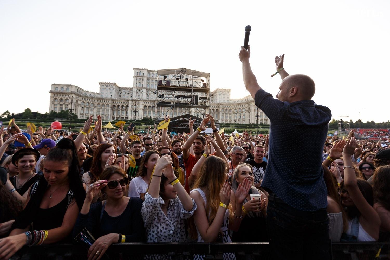 Grimus, concert în deschiderea legendarilor de la Queen - Foto: Daniel Robert Dinu / iConcert.ro