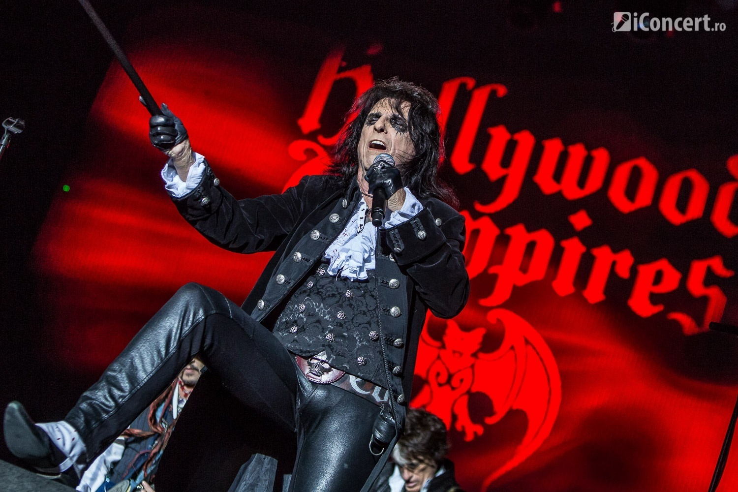 Alice Cooper - The Hollywood Vampires în concert la Bucureşti - Foto: Paul Voicu / iConcert.ro
