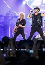 FOTO: Queen + Adam Lambert în concert la Bucureşti