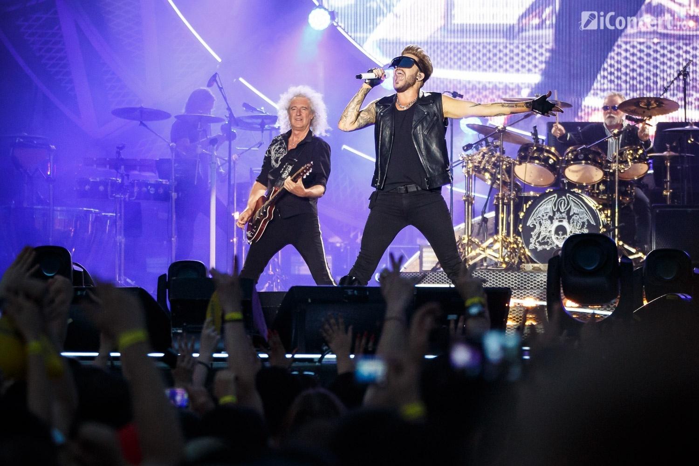 Queen + Adam Lambert în concert la Bucureşti - Foto: Daniel Robert Dinu / iConcert.ro