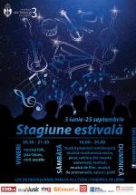 """Stagiunea muzicală estivală 2016, în Parcul """"Alexandru Ioan Cuza"""" din Bucureşti"""