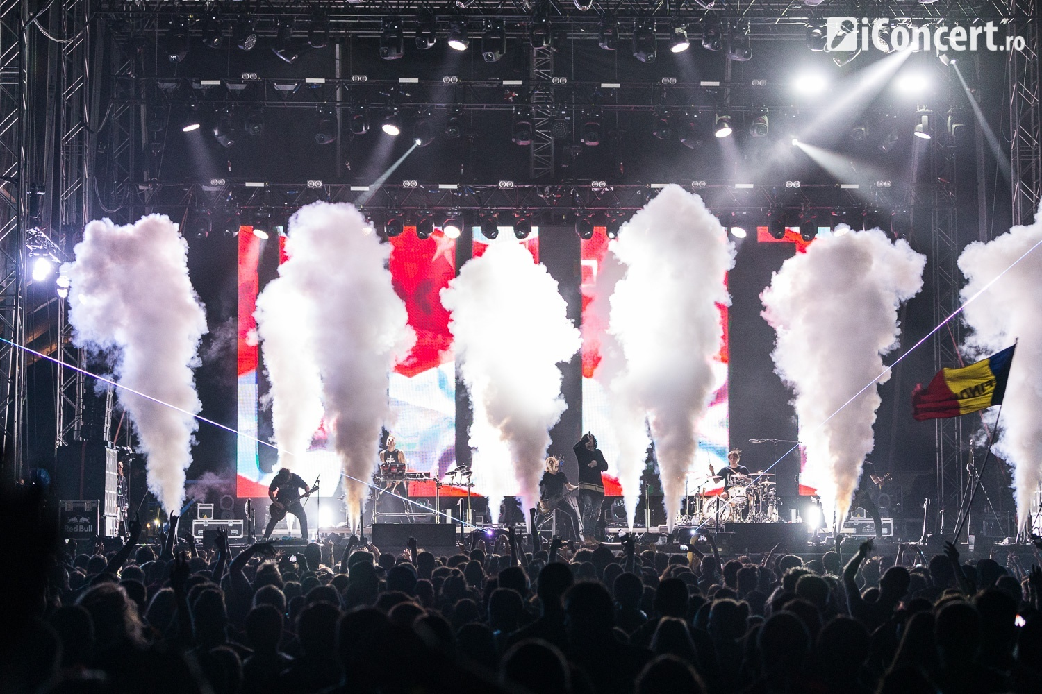 Bring Me The Horizon rocked the Main Stage - Foto: Daniel Robert Dinu / iConcert.ro