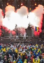 FOTO: Skrillex, Elliphant, Dub Pistols, în a treia zi de Electric Castle Festival 2016