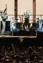 FOTO: Muse la Rock the City 2016 în Piaţa Constituţiei din Bucureşti