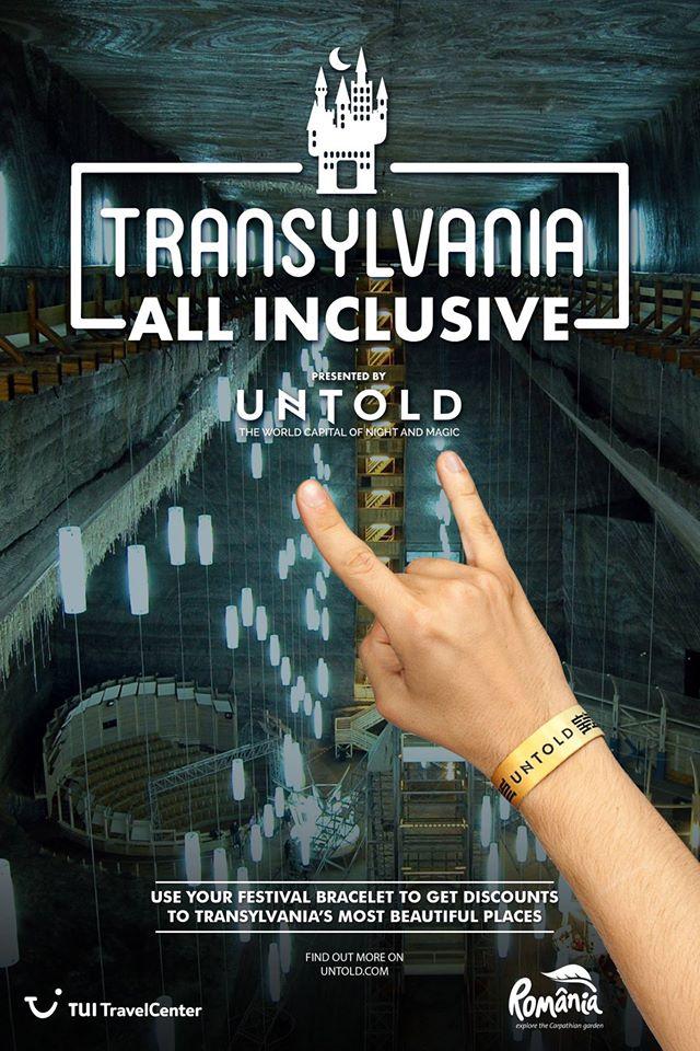 Descoperă Transilvania