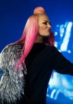 Delia, concert în deschiderea Rihannei, la Bucureşti