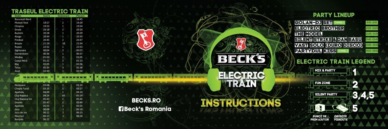 Programul Electric Train