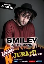 Concert Smiley & The Band la Berăria H din Bucureşti