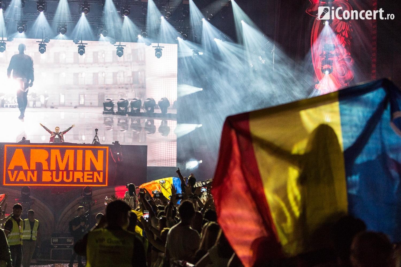 Armin van Buuren la UNTOLD Festival 2016 - Foto: Daniel Robert Dinu / iConcert.ro