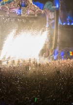 FOTO: Tiësto, Dimitri Vegas & Like Mike şi Faithless, în prima zi de UNTOLD Festival 2016