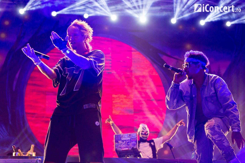 Dope D.O.D., în a doua seară de UNTOLD 2016 - Foto: Danile Robert Dinu / iConcert.ro