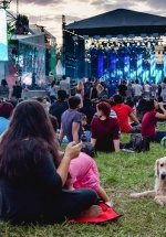 FOTO: Mando Diao şi Mad Caddies, în a doua zi de Bucharest GreenSound Festival 2016
