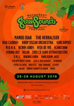Bucharest GreenSounds Festival 2016
