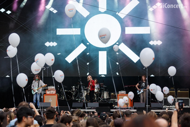 Sundara Karma, în prima zi de Summer Well - Foto: Daniel Robert Dinu / iConcert.ro