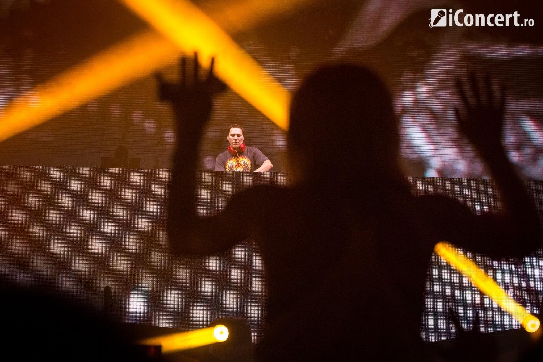 Tiësto, concert în prima zi de UNTOLD Festival 2016 - Foto: Daniel Robert Dinu / iConcert.ro