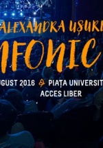 """Concert Alexandra Uşurelu – lansare """"PUR"""" în Parcul Colţea din Bucureşti"""