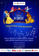 Disney in concert –  Magical Music from the Movies – turneu România 2016