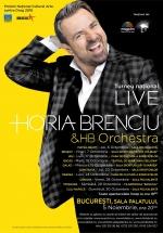 Turneu naţional LIVE Horia Brenciu 2016