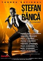 """Turneu naţional Ştefan Bănică – """"O toamnă rock'n'roll"""""""