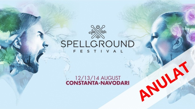 Spellground Festival 2016 a fost ANULAT