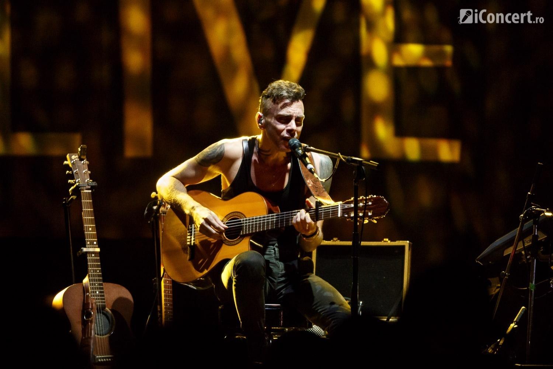 Asaf Avidan în concert la Arenele Romane din Bucureşti - Foto: Daniel Robert Dinu / iConcert.ro