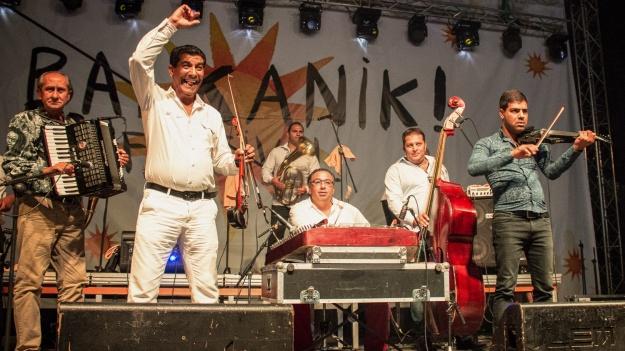 FOTO: Band of Gypsies (Taraf de Haïdouks şi Kocani Orkestar), în a ultima zi de Balkanik! Festival 2016