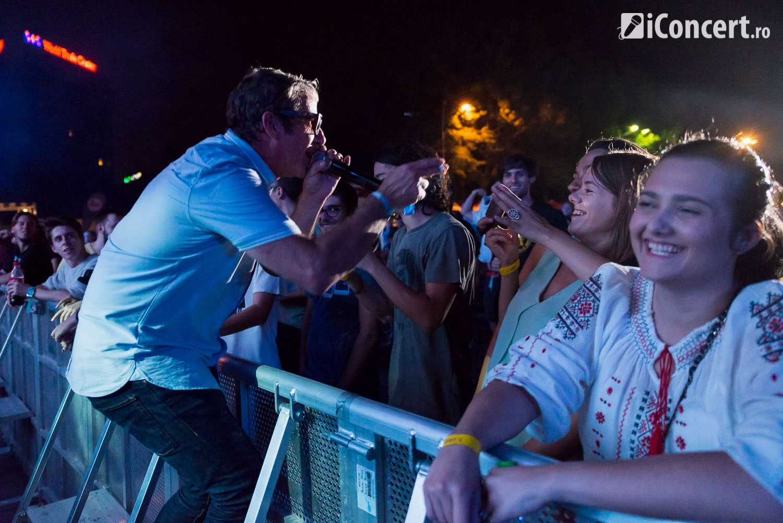 Dub Pistols la Bucharest Street Food Festival 2016 - Foto: Florin Matincă / iConcert.ro