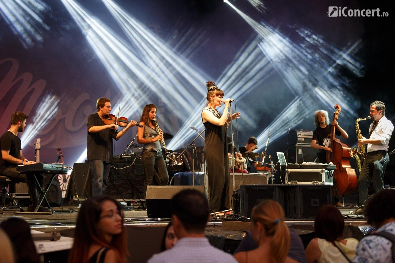 Imagination Orchestra în concert la Arenele Romane din Bucureşti - Foto: Daniel Robert Dinu / iConcert.ro