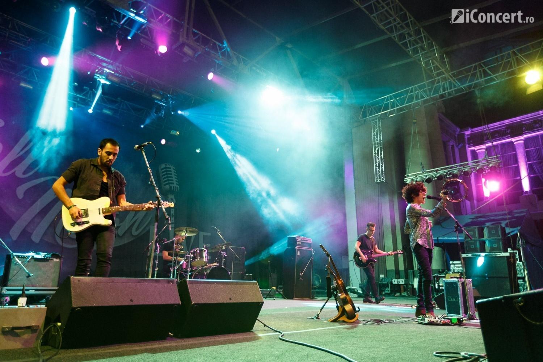 LP în concert la Arenele Romane din Bucureşti - Foto: Daniel Robert Dinu / iConcert.ro