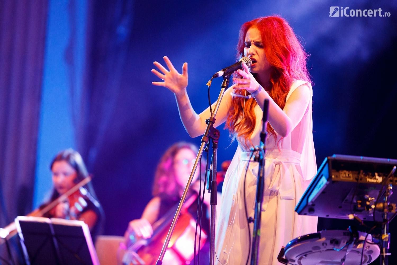 Lucia în concert la Arenele Romane din Bucureşti - Foto: Daniel Robert Dinu / iConcert.ro
