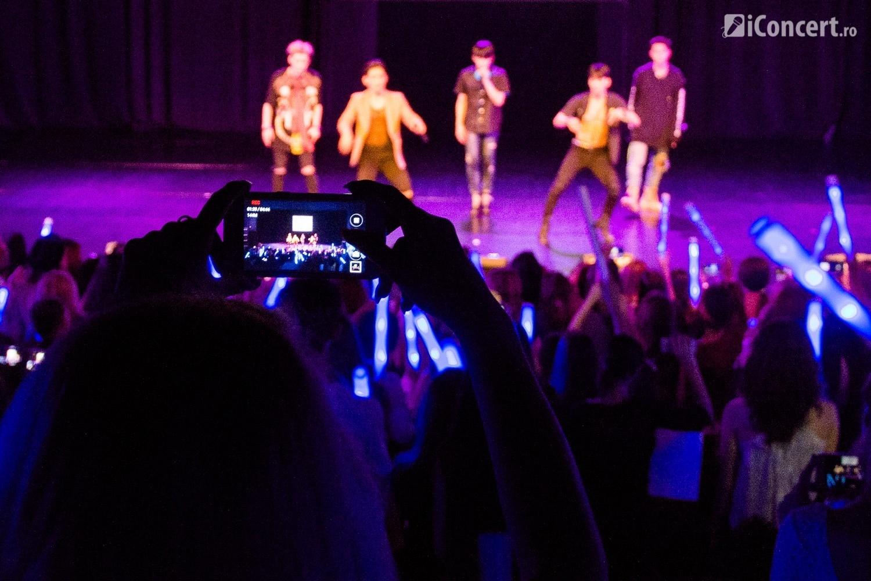 MYNAME în concert la Bucureşti - Foto: Matei Edu / iConcert.ro