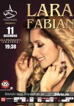 Concert Lara Fabian la Sala Polivalentă din Craiova – AMÂNAT