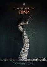Concert FiRMA în Club Control din Bucureşti